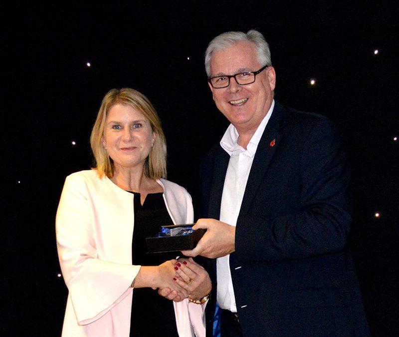 SASH MEM Takes home the Behind the Scenes Award at SASH Star Staff Awards!